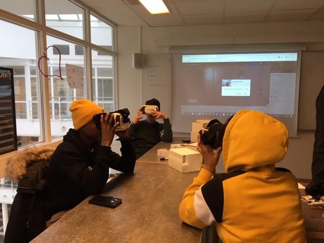 Skolan i VR